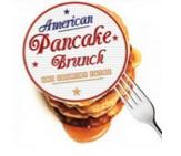 american pancake brunch for warrington foodbank png