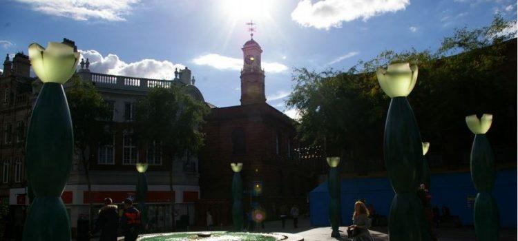 Welcome to Holy Trinity Church Warrington