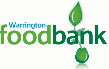 Warrington Food Bank Warehouse