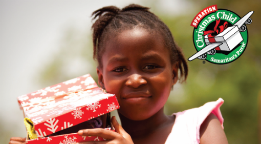 Christmas Child Shoeboxes