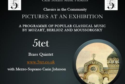 Concert 'Classics in the Community'