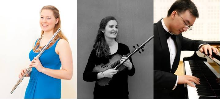 Nymphea Trio Concert