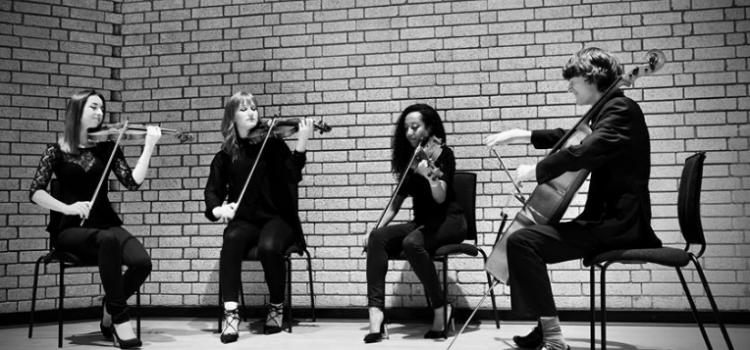 Marvolo String Quartet WACIDOM lunchtime concert