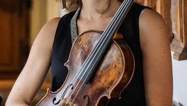 Juliette Kowalski (viola) and Jason Lam (piano) WACIDOM Lunchtime Concert