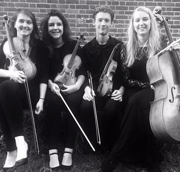 Mowbski Quartet WACIDOM Lunchtime Concert