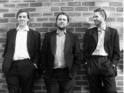 The Rybank Trio WACIDOM Saturday Lunchtime Concert