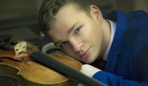 Savva Zverev (violin) and Philip sharp (piano) WACIDOM lunchtime concert