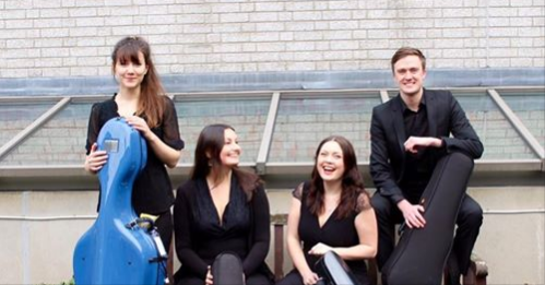 Gaskell String Quartet's WACIDOM Saturday Lunchtime Concert