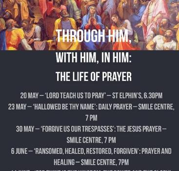 A Prayer Course for Warrington Deanery