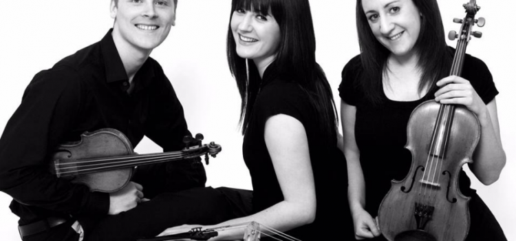 Eblana String Trio Saturday Lunchtime Concert
