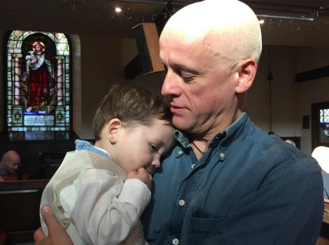 Archie Montgomerie's Baptism-Christening