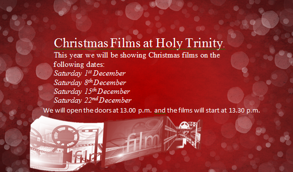 Christmas Films at Holy Trinity