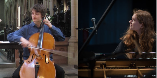 Malcolm Goodare (Cello), & Jenny Rutherford (Piano)'s WACIDOM Lunchtime Concert