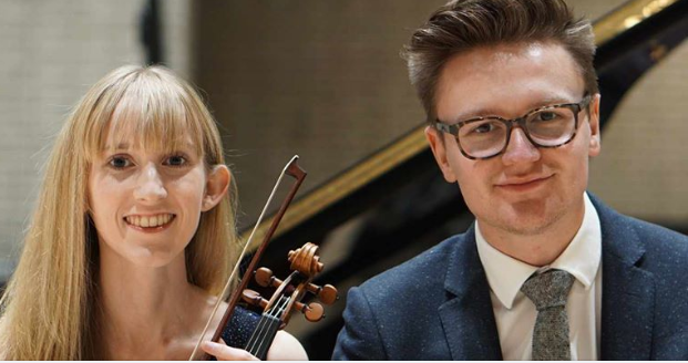 Laura Embrey and Mackenzie Paget's Saturday Lunchtime WACIDOM Concert