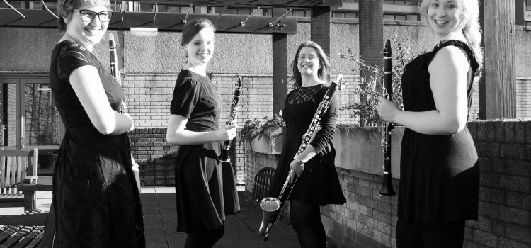 Kalliope Clarinets WACIDOM Saturday Lunchtime Concert