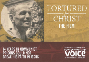 Film studies based on the Film 'Tortured for Christ'