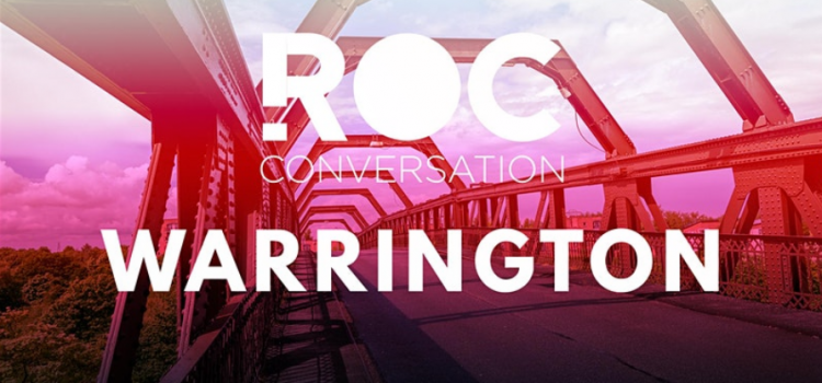 ROC Conversation Warrington